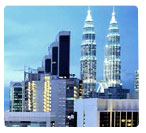 Hotels in Malaysia cities